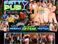 Fatty Pub! Hot Fatties Fucked at Wild Parties! BBW Pub Orgies In HD Are Waiting!